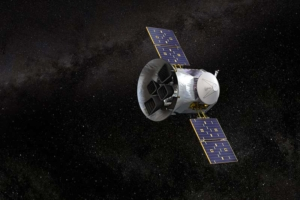 Massachusetts Institute of Technology's Transiting Exoplanet Survey Satellite, or TESS